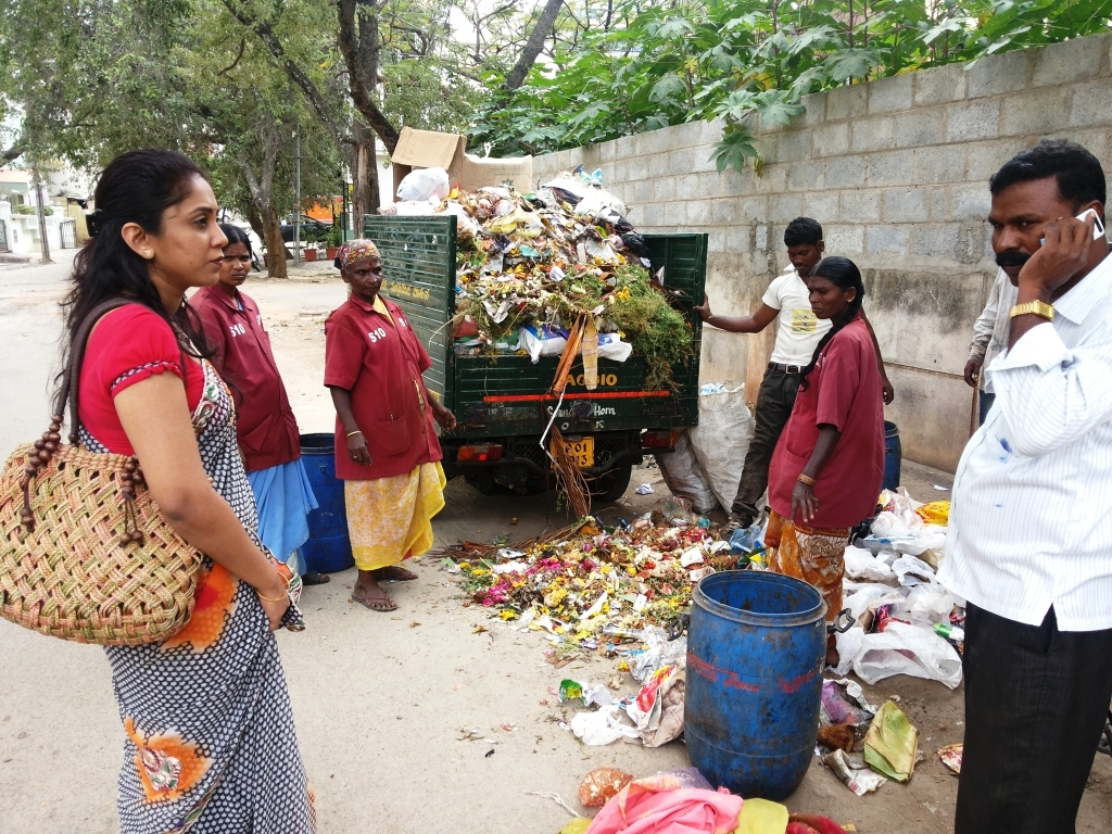 Solid Waste Managment at Ward level